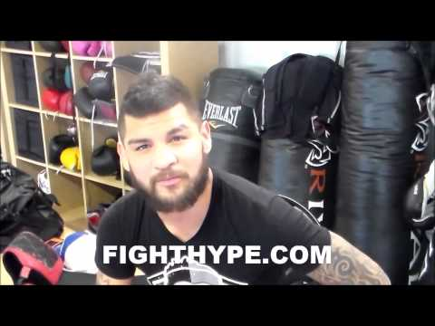 BRYAN VERA NOT SHYING AWAY FROM GGG CHALLENGE I WOULDNT MIND HAVING THAT FIGHT