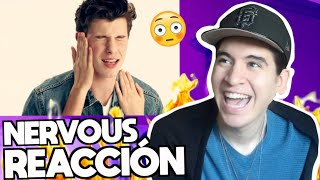 Download Lagu Shawn Mendes - Nervous | Video REACCIÓN Gratis STAFABAND