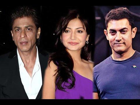 Anushka Sharma Compares Shah Rukh Khan With Aamir Khan video