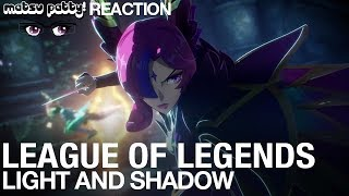 Light and Shadow: Star Guardian - League of Legends Cinematic | Reaction
