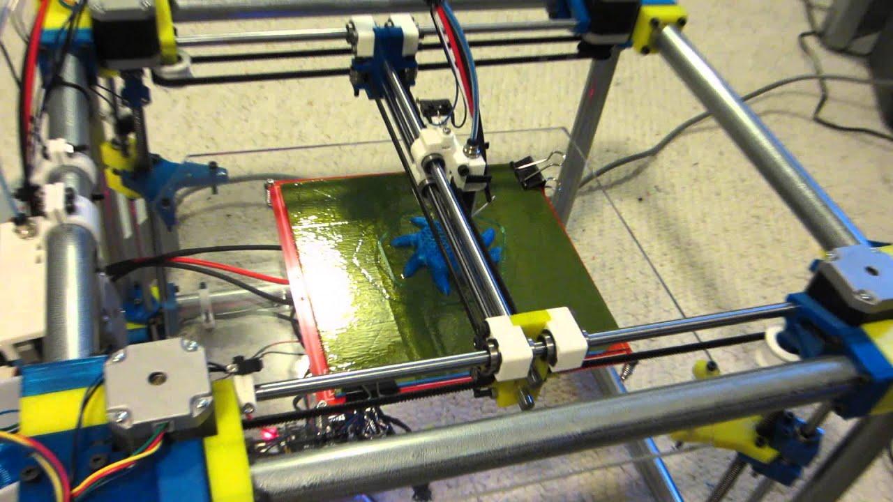 3d Printer Belt Uconduit H-bot 3d Printer