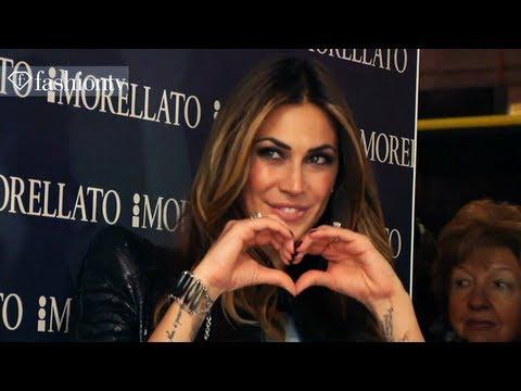 Morellato Store Opening in Milan ft. Melissa Satta, Elena Santarelli | FashionTV