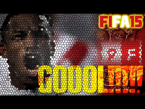 The Peruvian Menace In FIFA 15! LONG RANGE GOAL! Claudio Pizarro III!