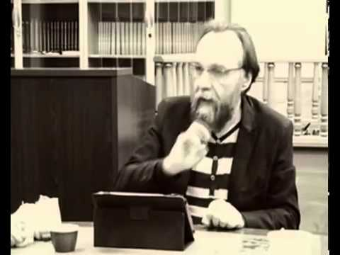 A. Dugin on eurasion vision and multi-polar geopolitics