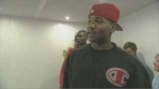 Xbox Project Natal : Rap Artist