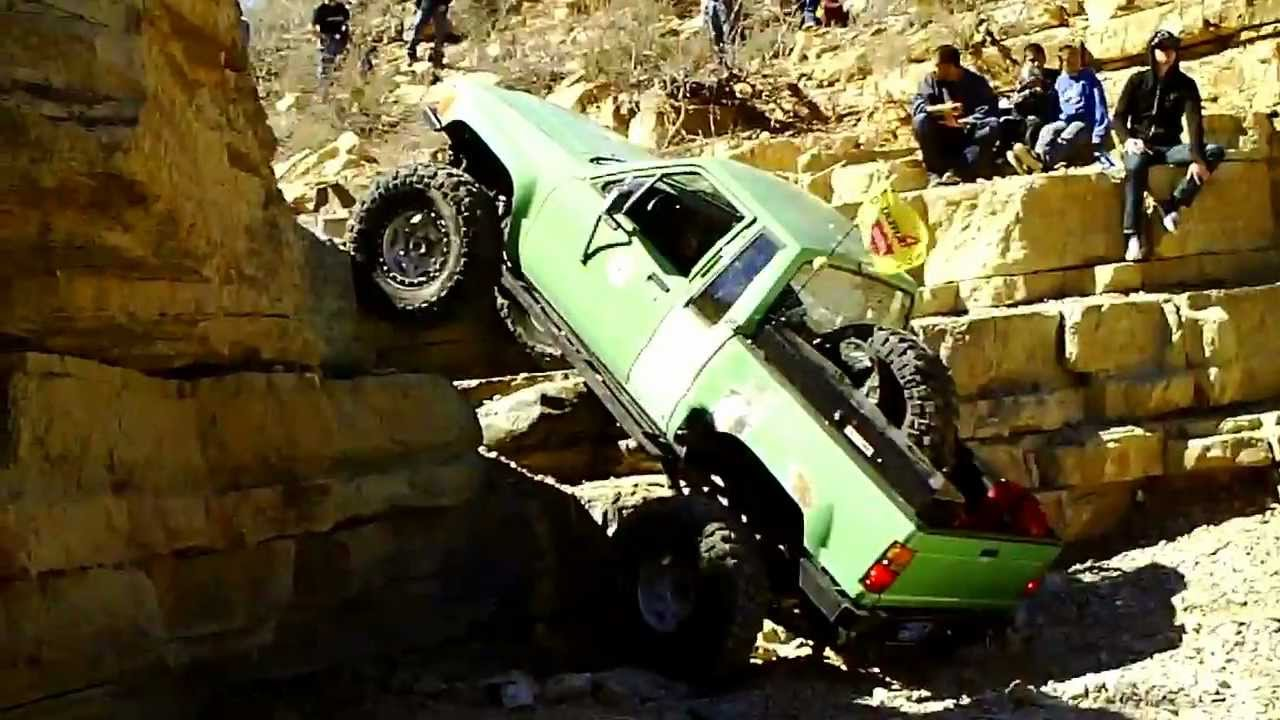Toyota Las Cruces >> toyota rock crawler - YouTube
