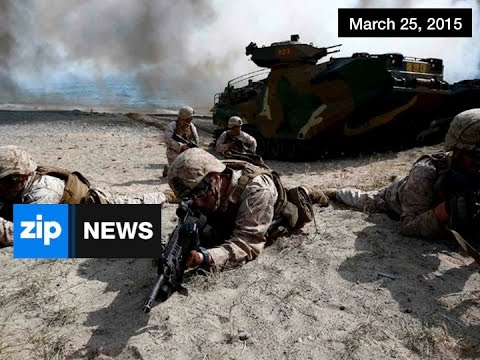 US Drone Strike Kills 9 Pakistani Taliban - Mar 25, 2015