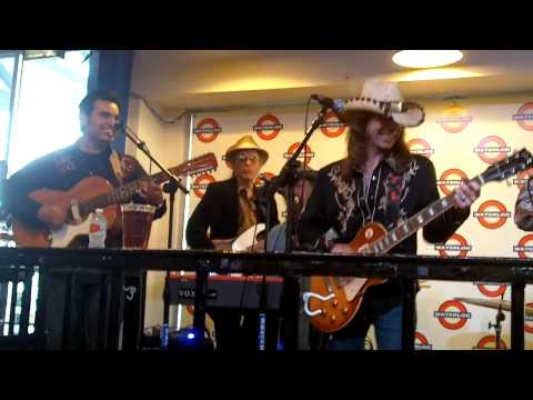 Texas Tornados live at Waterloo Records: