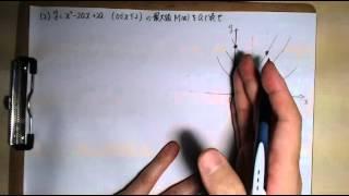 【てらtube】数Ⅰ 2次関数 8.グラフが動くときの最大・最小