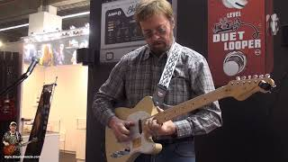 Jerry Donahue Live at the Music Messe 2015   tonymckenziecom