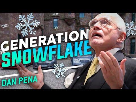 DAN PEÑA - GENERATION SNOWFLAKE - How To Man Up And Make Billions In The Trump Era Gold Rush