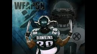 Brian Dawkins Tribute | Weapon X | The Wolverine | Hall of Fame 2018?