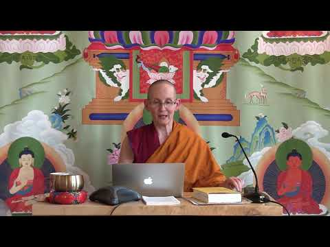 41 The Buddhist Course in Reasoning and Debate: Review of Definitions 06-07-18