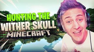 Ninja Explores The Nether With Maven In Minecraft!!