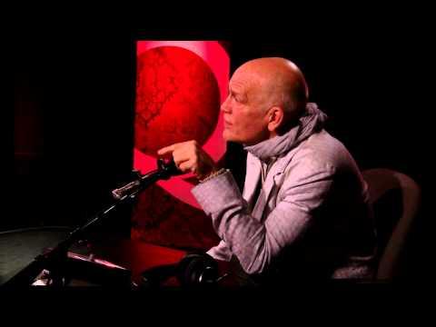 John Malkovich in Studio Q
