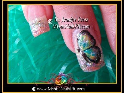 Mariposa Colorida Diseños Mano Alzada Primavera :::... Jennifer Perez of Mystic