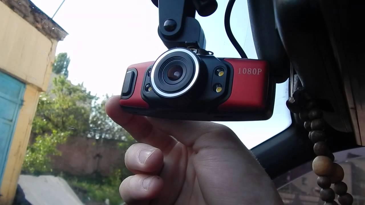 Видеорегистратор автомобильный своими руками