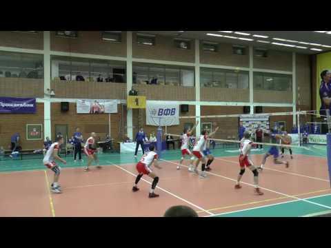 Волейбол. Лучшие нападающие удары. Выпуск №4