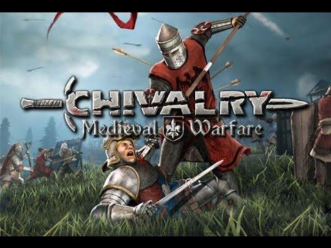 Chivalry Medieval Warfare Türkçe | Hücuuuuum!!! | Bölüm 4