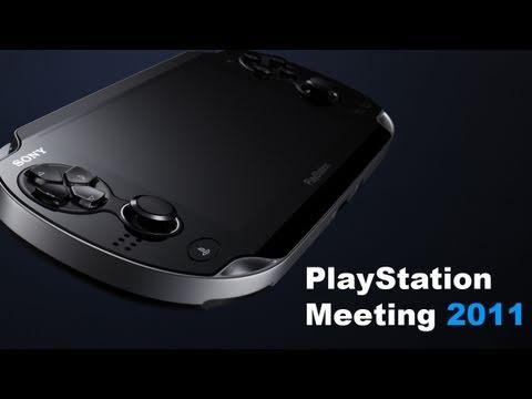PlayStation Meeting 2011: NGP and PlayStation Suite – 1/6