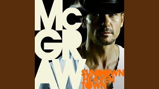 Tim McGraw Still On The Line
