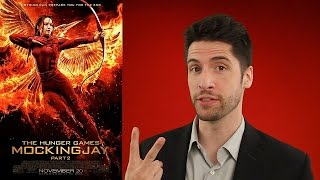 The Hunger Games: Mockingjay Part 2 movie review