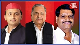 Special Report: The Great Samajwadi Party Drama