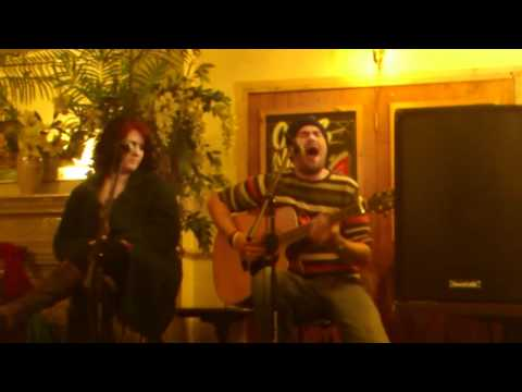 What Is It All For? - Gray Smith + Claire (LP) live at Acoustic Sun, Portman Hotel, Boscombe