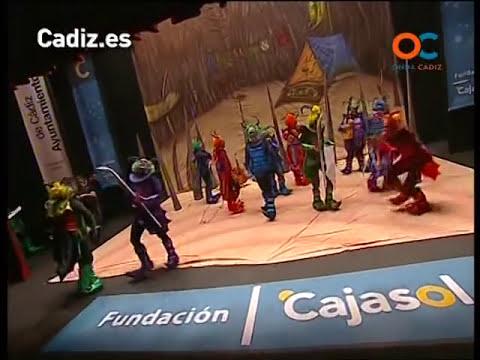 Clasificatorias, Chirigota el show de Rasca y Pica