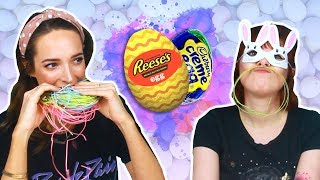 Irish People Try American Easter Candy