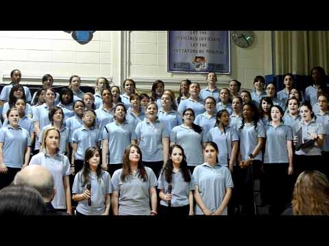 Maria Regina High School Spring Concert 2011