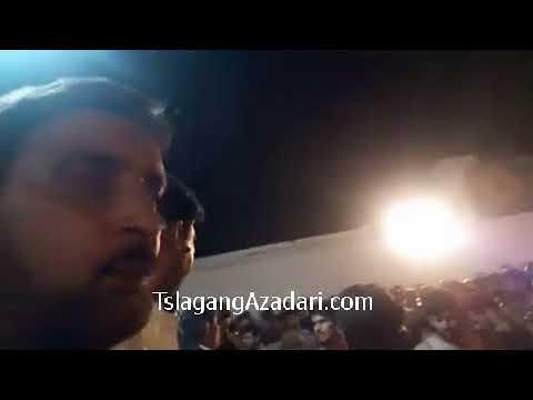 Talagang Matam 3 Muharram 2017/1439 Darbar Peer Bukhari Talagang