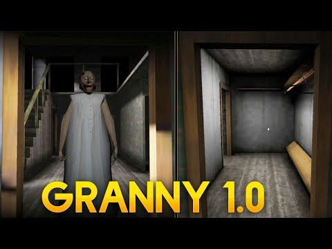 THE FIRST VERSION OF GRANNY! - Granny 1.0