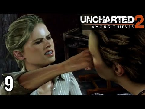Stephen Plays: Uncharted 2 #9