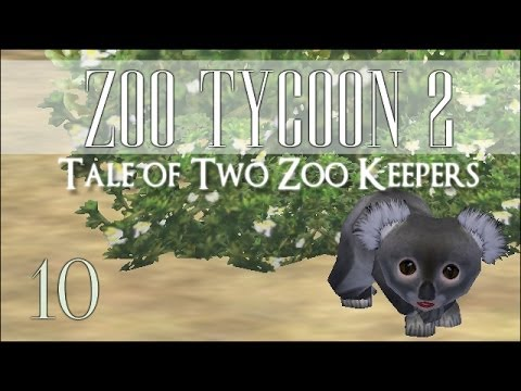 Zoo Tycoon 2 Collab! Tale of Two Zoo Keepers - Episode #10 [Re-Upped!]