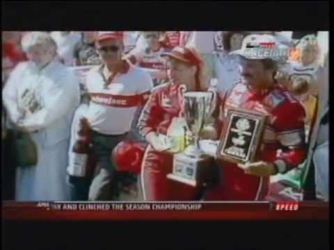 Bobby and Terry Labonte feature on '96 Atlanta Race 9/4/11