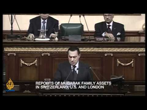 hqdefault WATCH | Egyptian President Hosni Mubarak Discuss Egypt.