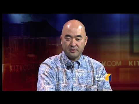 Sen Inouye's son opens up about his father