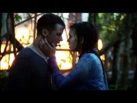 Star-Crossed - Emery & Roman Kiss Scenes (1x07) [Lake & Hospital]