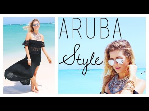 Tropical Vacation Outfits: OOTW | Meghan Rienks