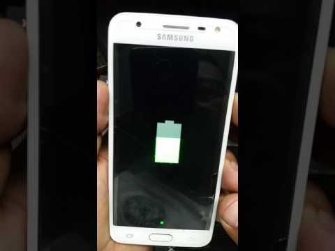 Celular Samsung J5 Prime no prende