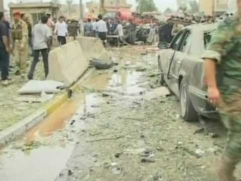 Al Qaida Claims Responsibility for Iraq Bombings