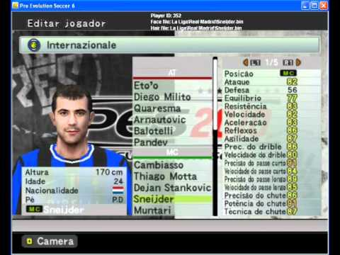 Pes 5 patch 2006 chevy