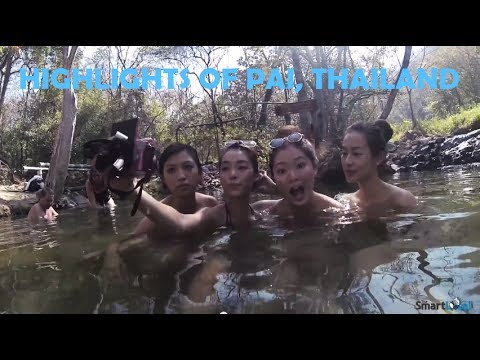 Best of Pai / Chiang Mai, Thailand 2014 HD - TheSmartLocal Smart Travels Episode 9