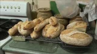 Cooking | How to make OAT BRAN FRENCH BREAD. | How to make OAT BRAN FRENCH BREAD.