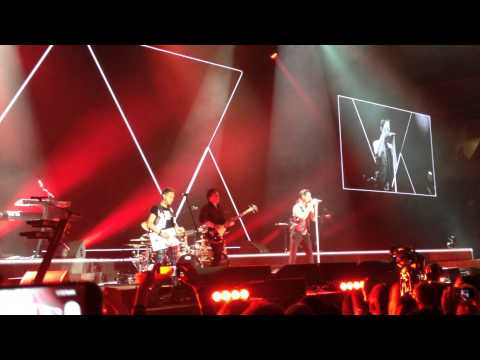 Depeche Mode - A Pain That I'm Used To (Live in Bratislava 6.2.2014)