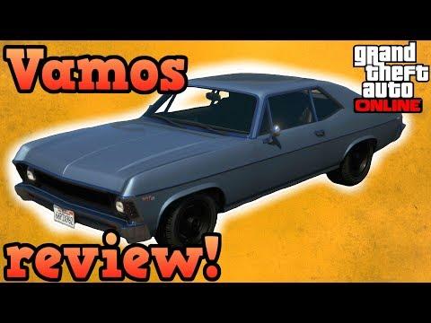 vamos review! - GTA Online guides
