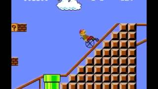 Super Mario Bros - Enable Acces for Everyone  (Think about physically dissabled people)
