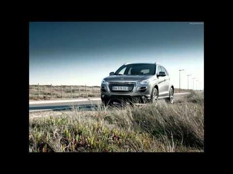 Peugeot 4008 2013 Review