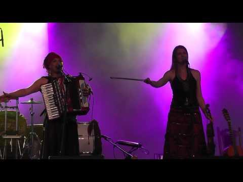 Dikanda - Rassi ... Koncert W Szczecinie